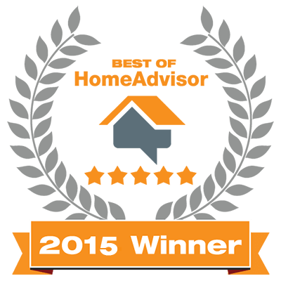 Best of Home Advisor – 2015 Winner